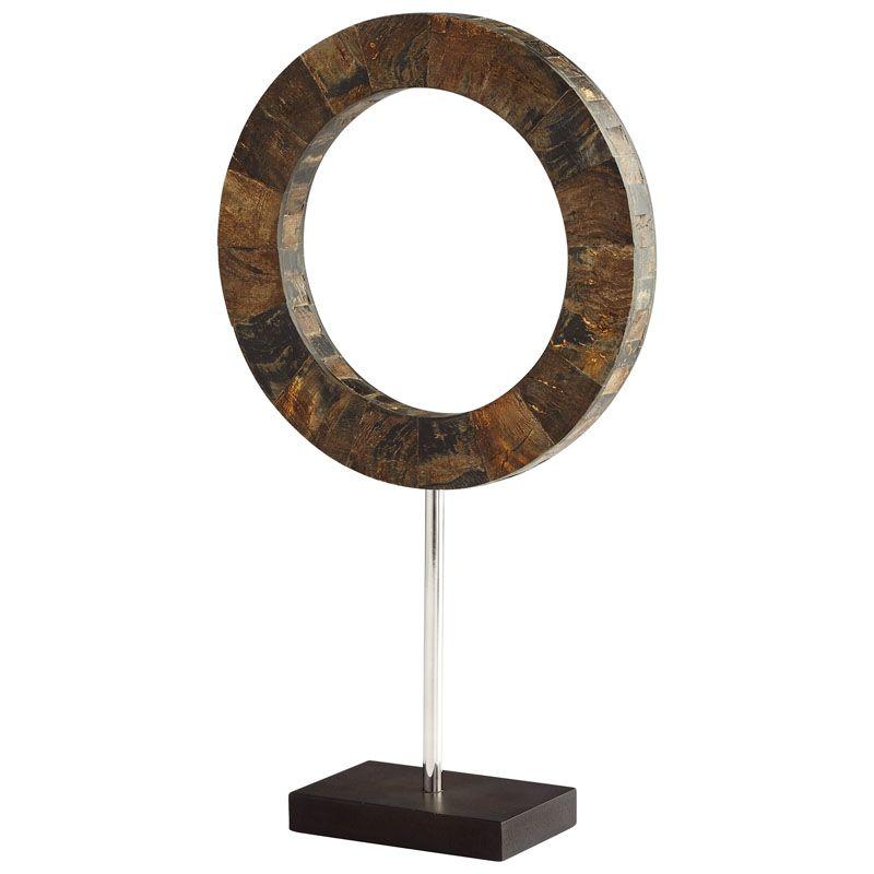 Cyan Design Medium Portal Sculpture Portal 19.75 Inch Tall Horn Iron