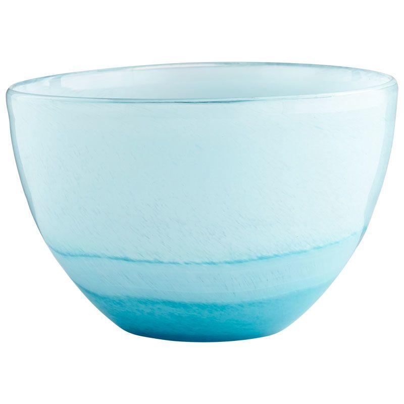 Cyan Design Devotion Bowl Devotion 8.75 Inch Diameter Glass Decorative