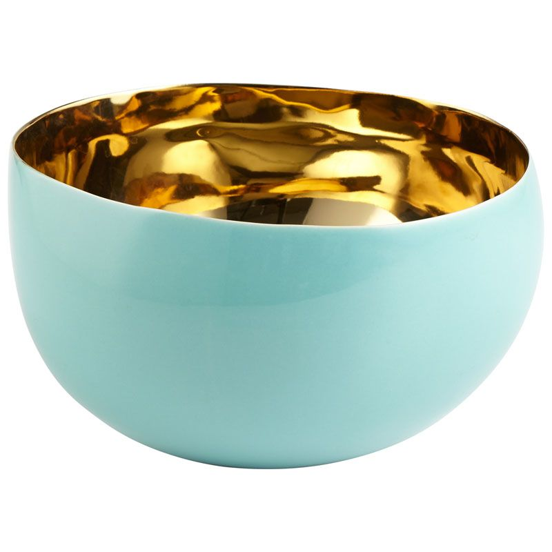 Cyan Design Small Nico Bowl Nico 7 Inch Diameter Ceramic Decorative