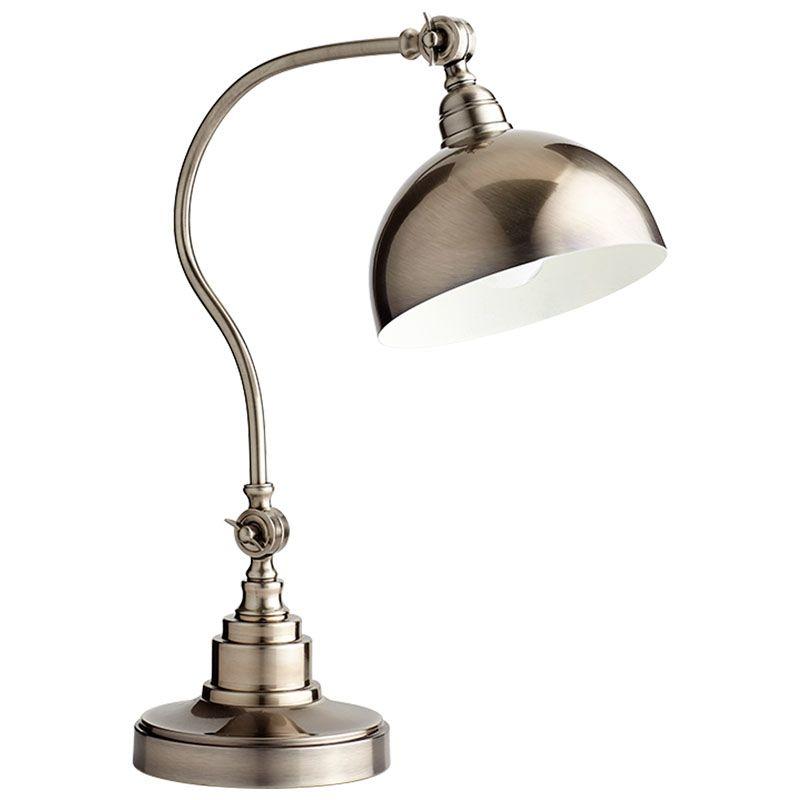 Cyan Design Chemile Desk Lamp Chemile Single Light Accent Desk Lamp