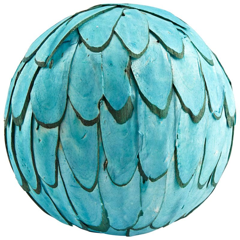 Cyan Design Fallon Filler 5 Inch Diameter Bowl and Vase Filler Made in