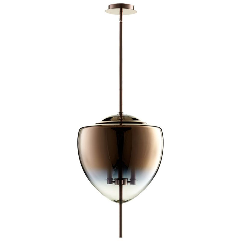 Cyan Design Ember Three Light Pendant Ember 3 Light Pendant with Clear