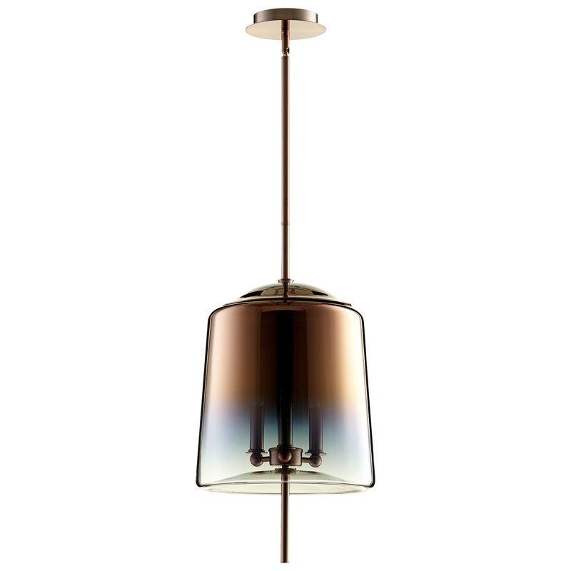 Cyan Design Lustrous Three Light Pendant Lustrous 3 Light Pendant with