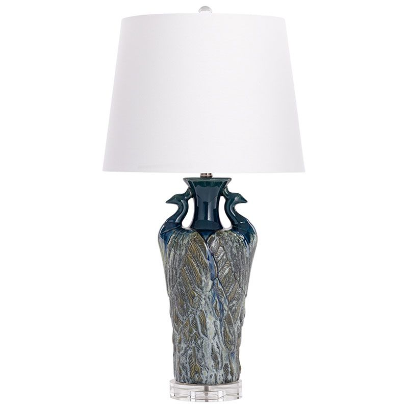 Cyan Design Two Birds Table Lamp Two Birds 1 Light Accent Table Lamp