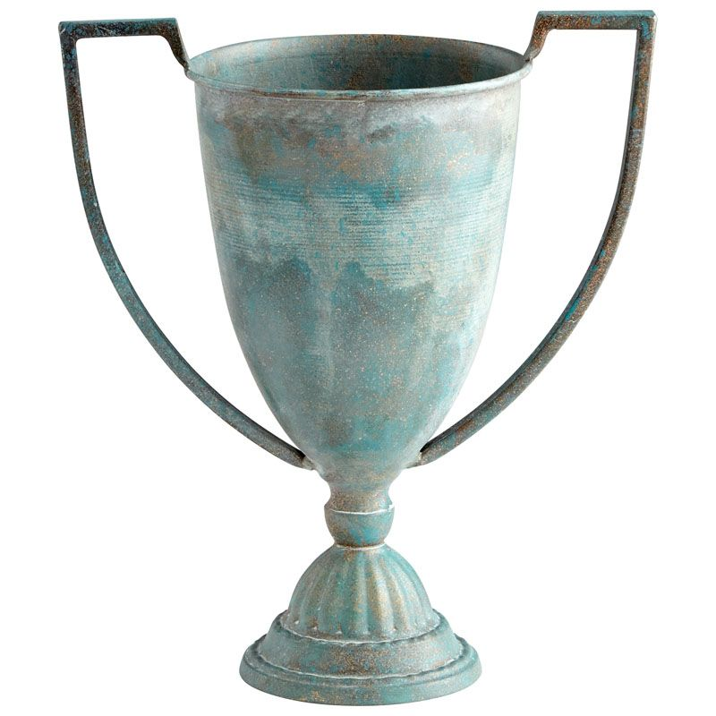 Cyan Design Prescott Planter Prescott 10.75 Inch Tall Iron Planter