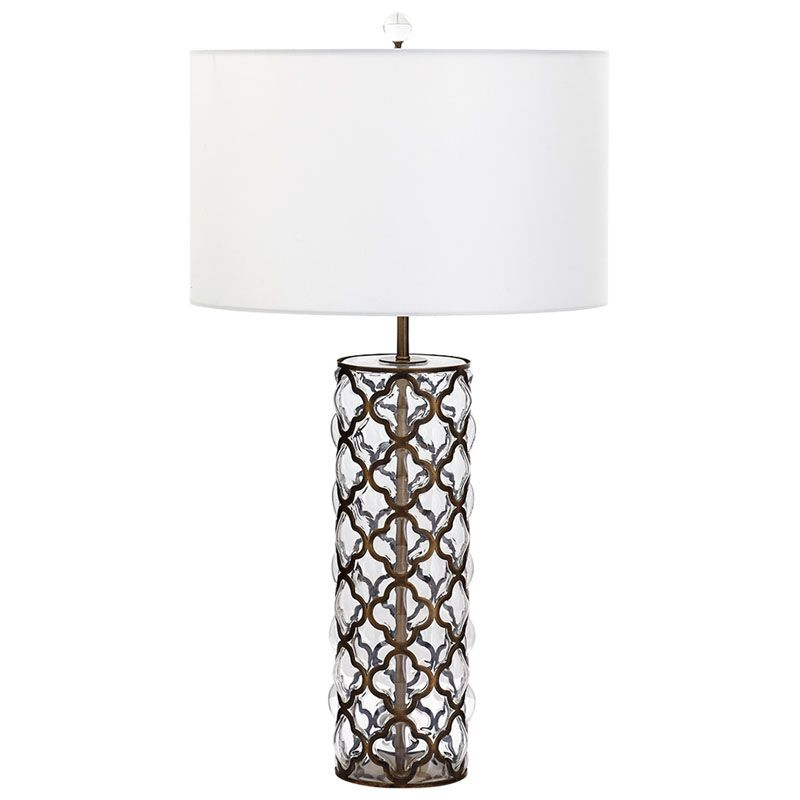 Cyan Design Large Corsica Table Lamp Corsica 1 Light Accent Table Lamp