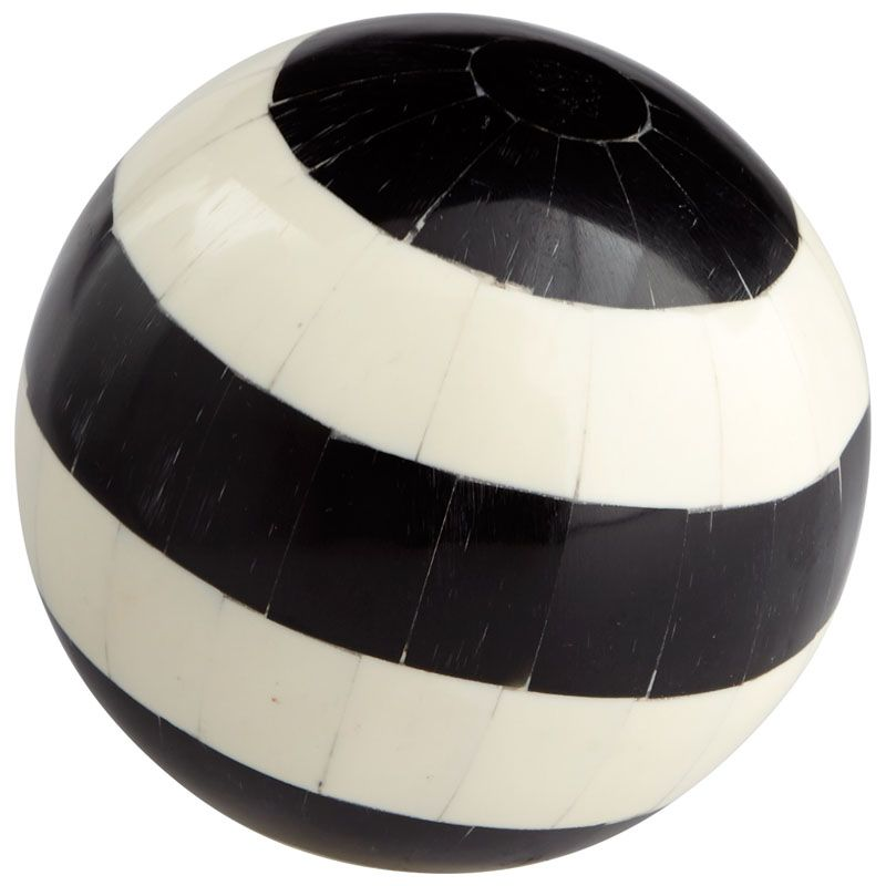 Cyan Design Bulls Eye Filler 4 Inch Diameter Bowl and Vase Filler Made