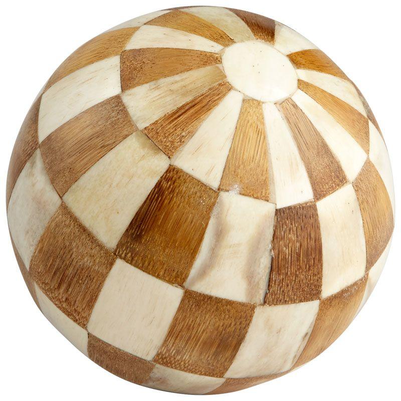 Cyan Design Hopscotch Filler 4 Inch Diameter Bowl and Vase Filler Made