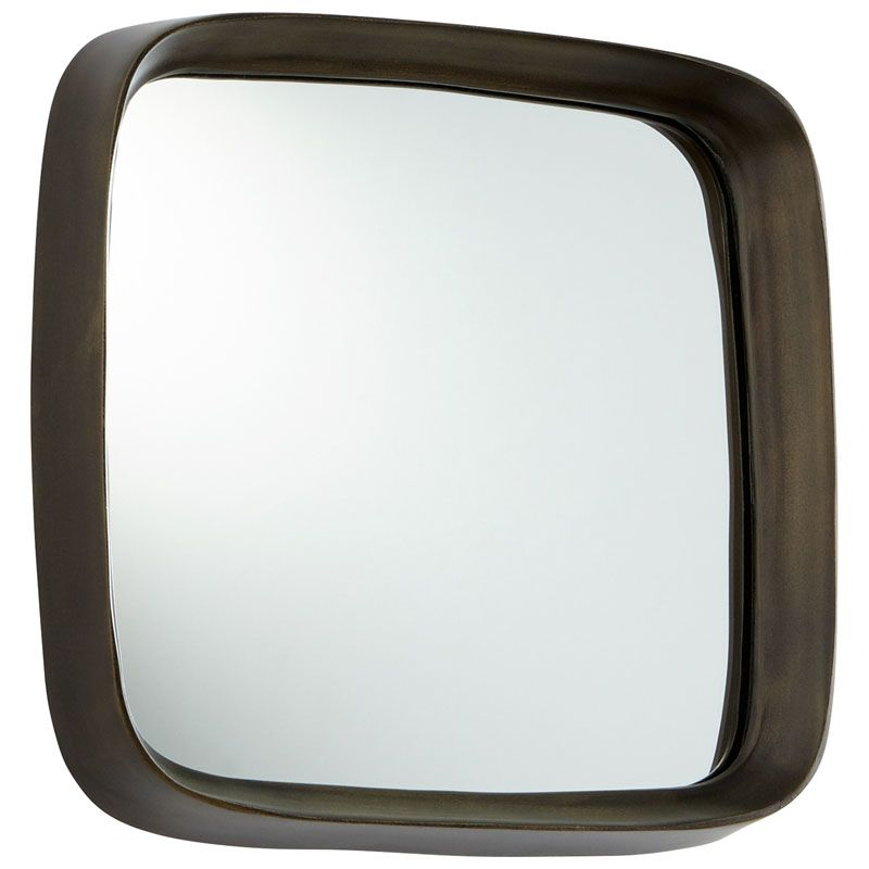Cyan Design Small Square D Mirror 13.75 x 13.75 Square´D Square