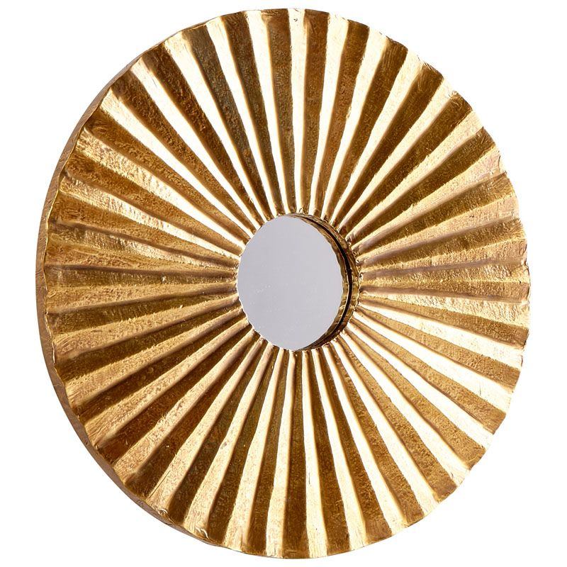 Cyan Design According to You Mirror 7 Inch Diameter According To You Sale $145.00 ITEM#: 2867587 MODEL# :8320 UPC#: 190808005557 :