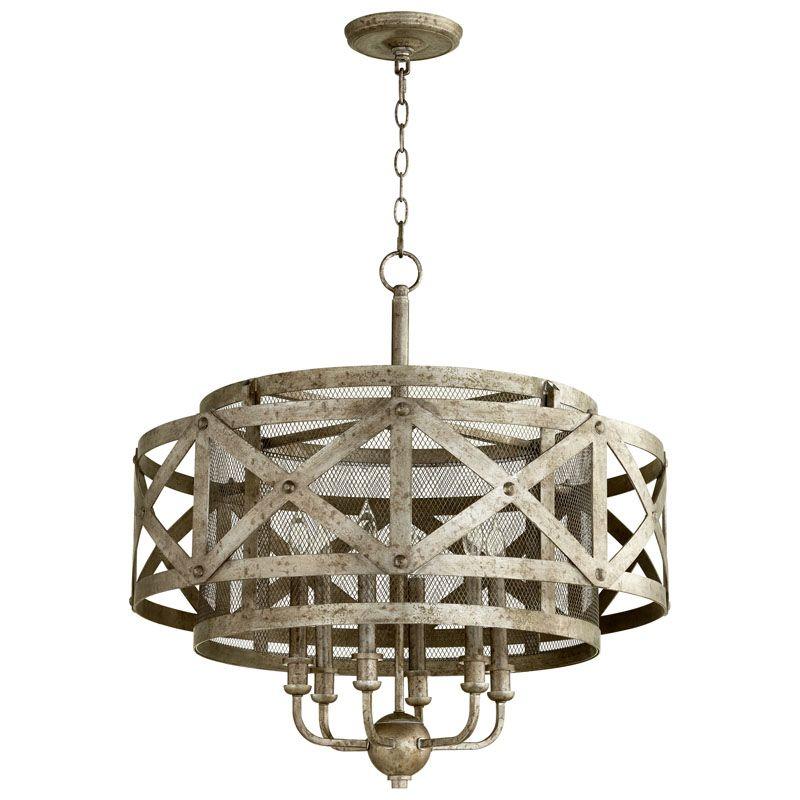 Cyan Design Byzantine 6 Light Pendant Byzantine 6 Light Pendant with