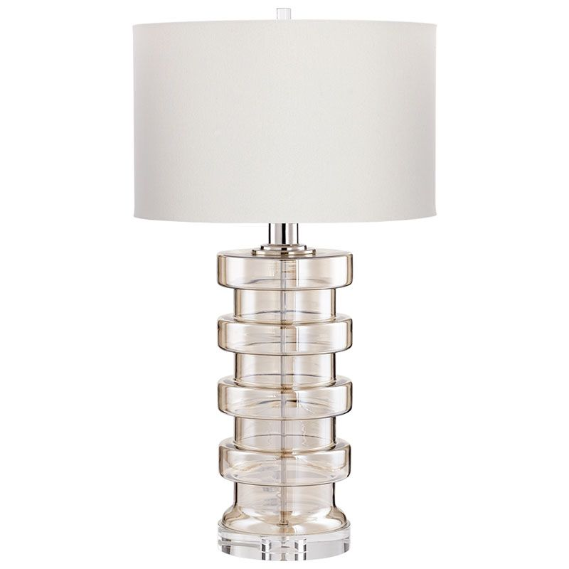 Cyan Design Moray Table Lamp with CFL Bulb Moray 1 Light Accent Table
