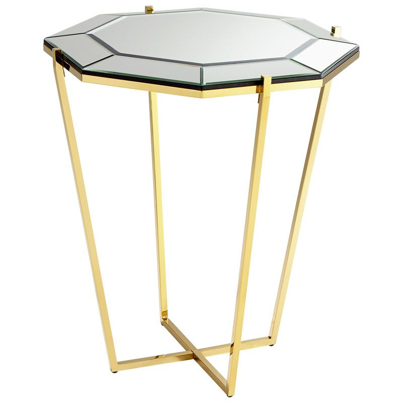 Cyan Design Elara Foyer Table Elara 30 Inch Long Iron Wood and