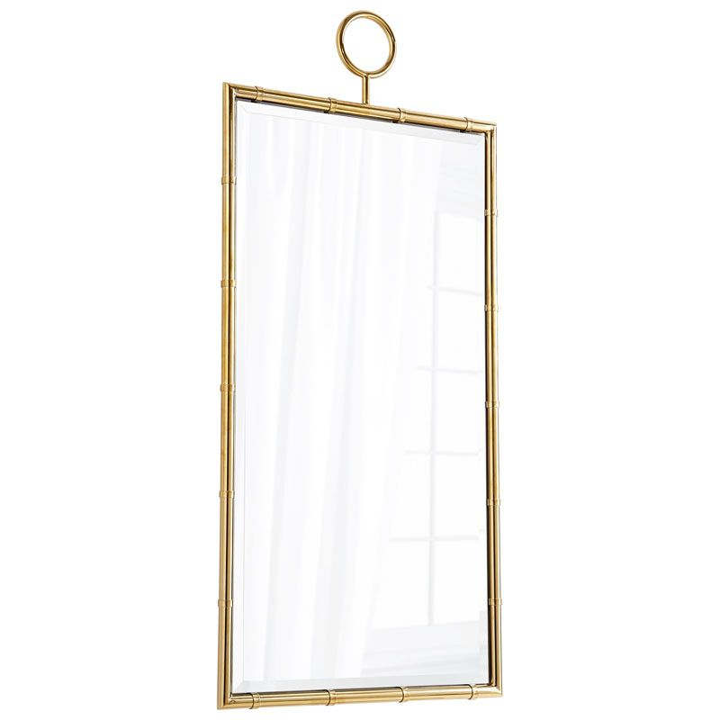 Cyan Design Golden Image Mirror 61.25 x 28.5 Golden Image Rectangular