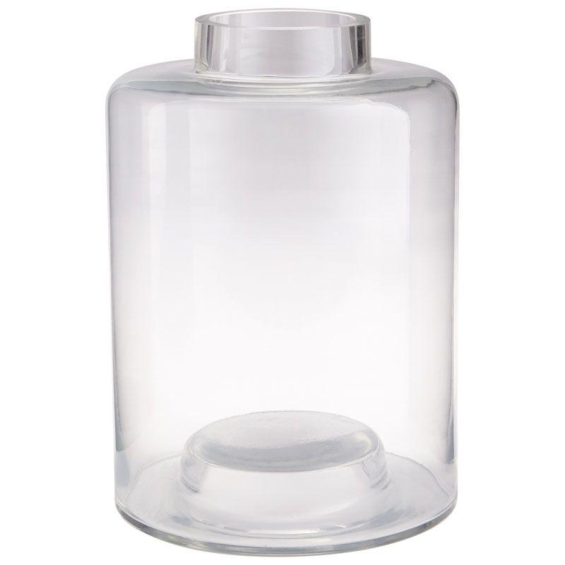 Cyan Design Large Wishing Well Vase Wishing Well 11 Inch Tall Glass