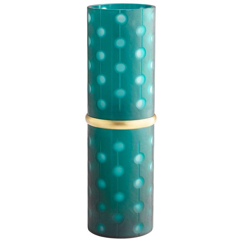 Cyan Design Med Cascade Parade Vase Cascade Parade 17.5 Inch Tall