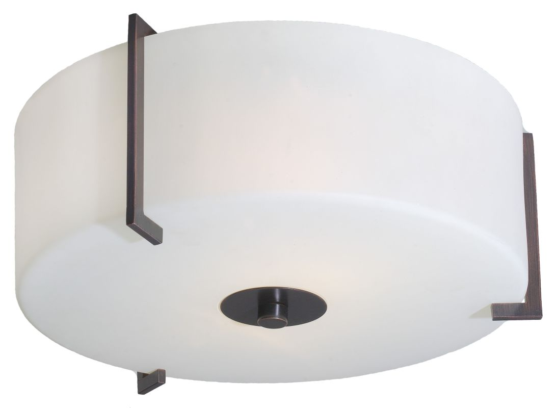 Eglo 20462A 2 Light Flush Mount Ceiling Fixture from the Tabea