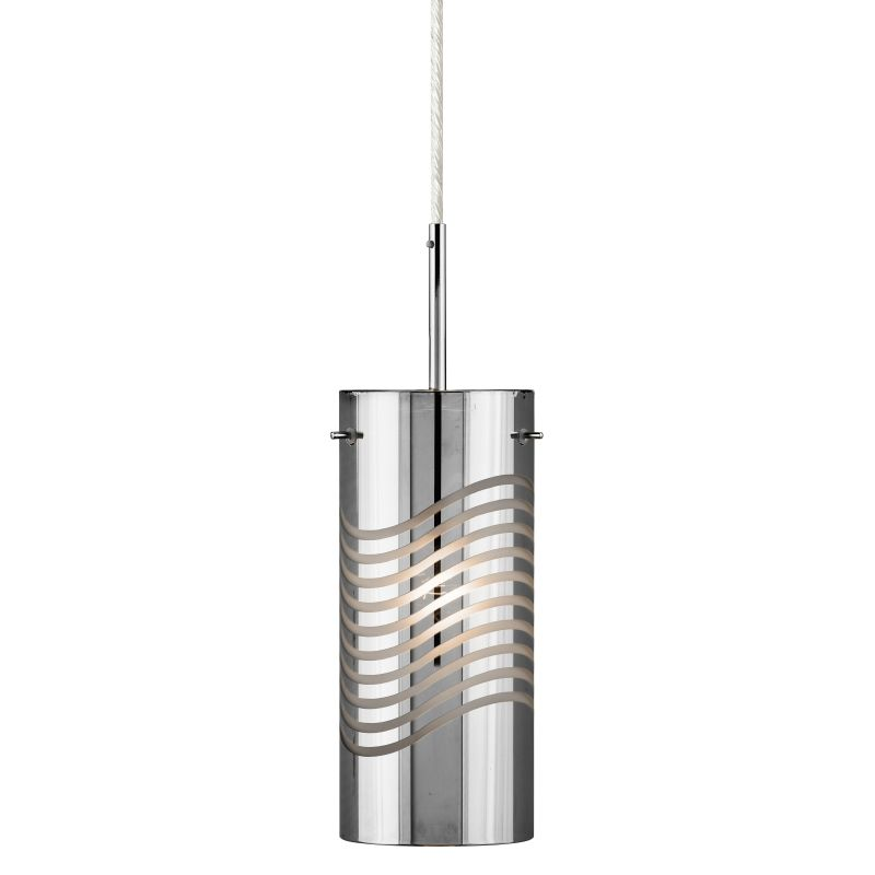 Elan Huia Mini Pendant Huia Mini Pendant Chrome Indoor Lighting