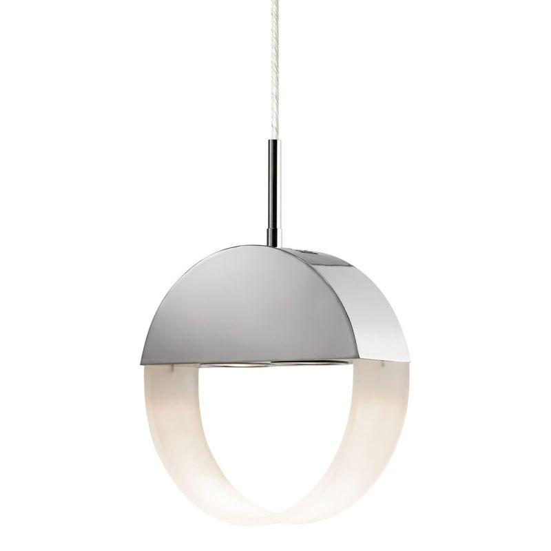 Elan Anello Pendant Anello Pendant Chrome Indoor Lighting