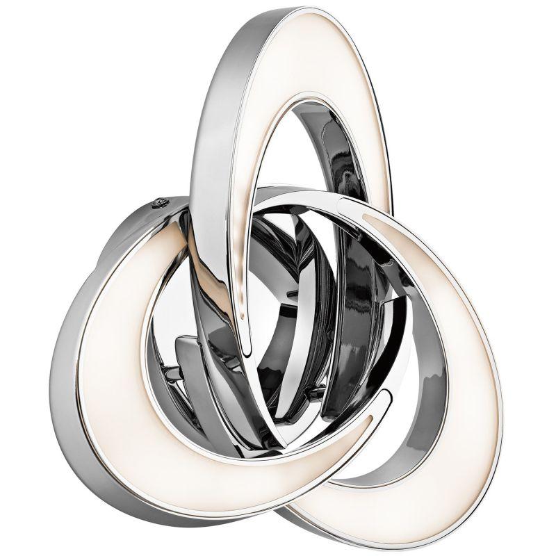 Elan Destiny Sconce Destiny Sconce Chrome Indoor Lighting Sale $569.80 ITEM#: 2781619 MODEL# :83618 UPC#: 887913836182 :