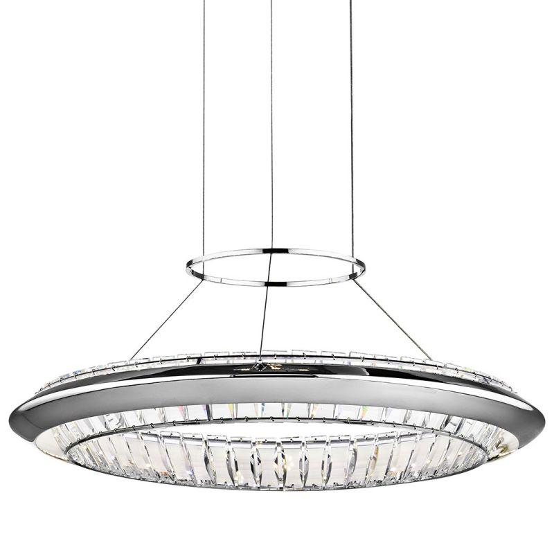 Elan Joez Pendant Joez Pendant Chrome Indoor Lighting Sale $1097.80 ITEM#: 2781630 MODEL# :83621 UPC#: 887913836212 :