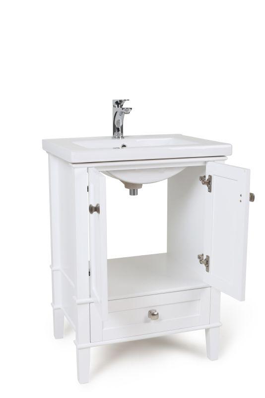 Elegant Lighting VF-2001 Danville 24 Inches Wide Freestanding Vanity Sale $448.00 ITEM#: 2976407 MODEL# :VF-2001 UPC#: 848145085649 :