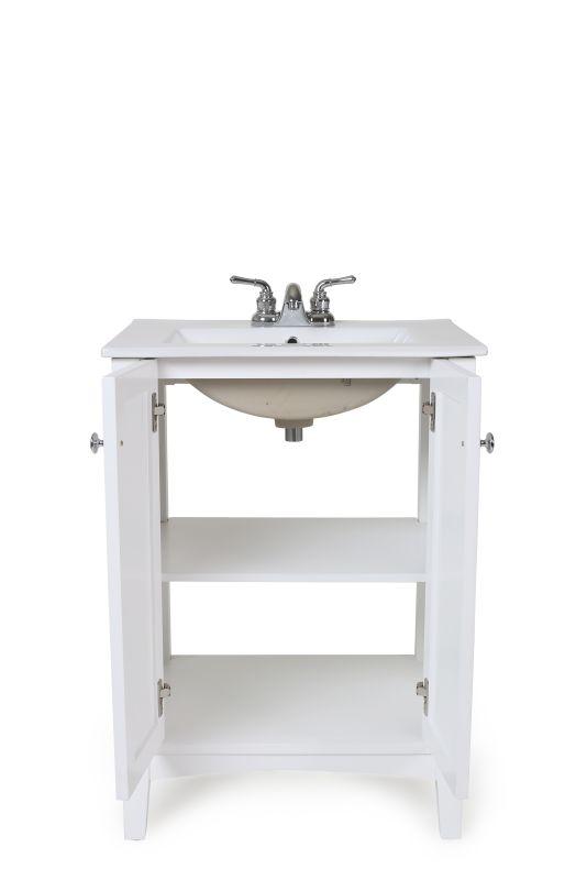 Elegant Lighting VF-2003 Danville 24 Inches Wide Freestanding Vanity Sale $368.00 ITEM#: 2976409 MODEL# :VF-2003 UPC#: 848145085663 :
