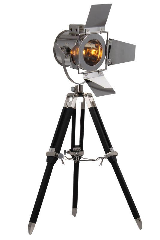 "Elegant Lighting FL1200 Ansel 6.5"" Wide Tripod Single Light Tripod"