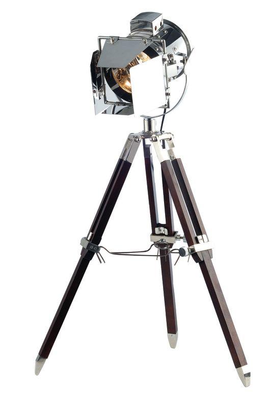 "Elegant Lighting FL1201 Ansel 6.5"" Wide Tripod Single Light Tripod"
