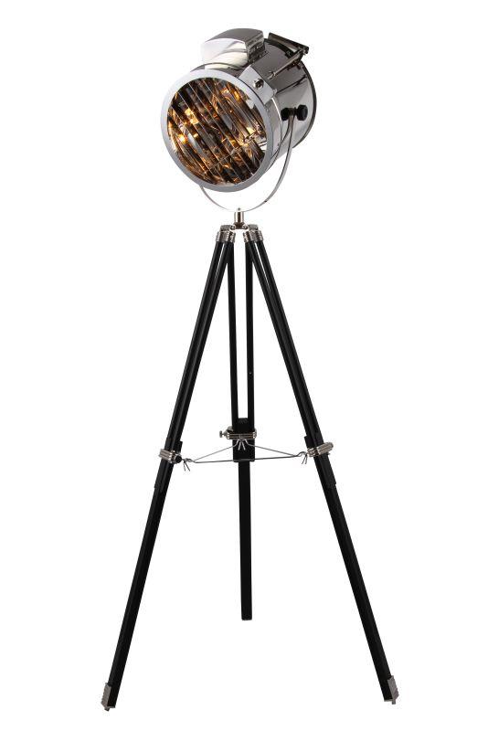 "Elegant Lighting FL1204 Ansel 11"" Wide Tripod Single Light Tripod"