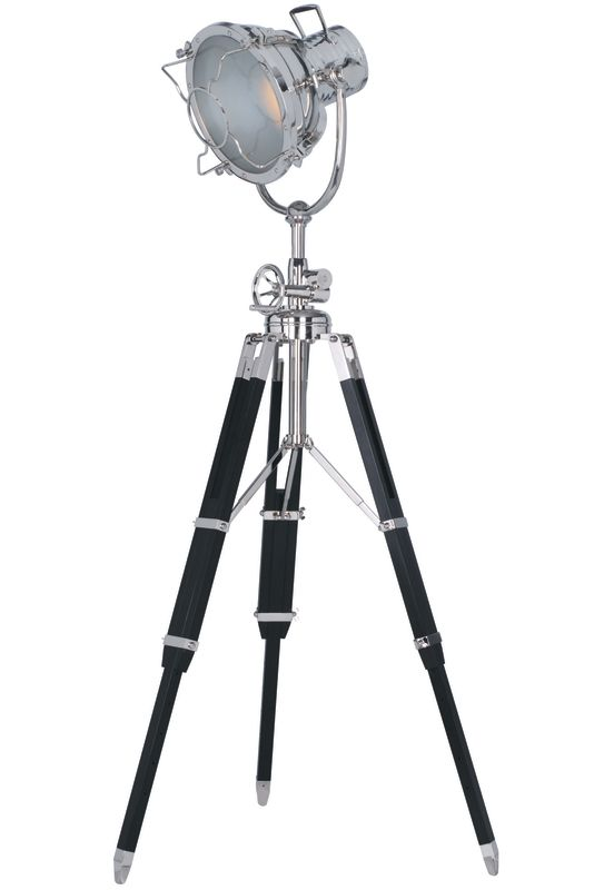 "Elegant Lighting FL1205 Ansel 19"" Wide Tripod Single Light Tripod"