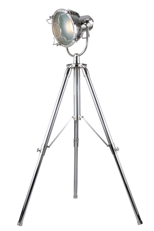"Elegant Lighting FL1206 Ansel 18"" Wide Tripod Single Light Tripod"