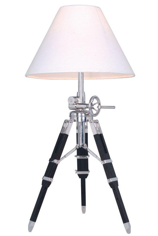 "Elegant Lighting FL1207 Ansel 16"" Wide Tripod Single Light Tripod"