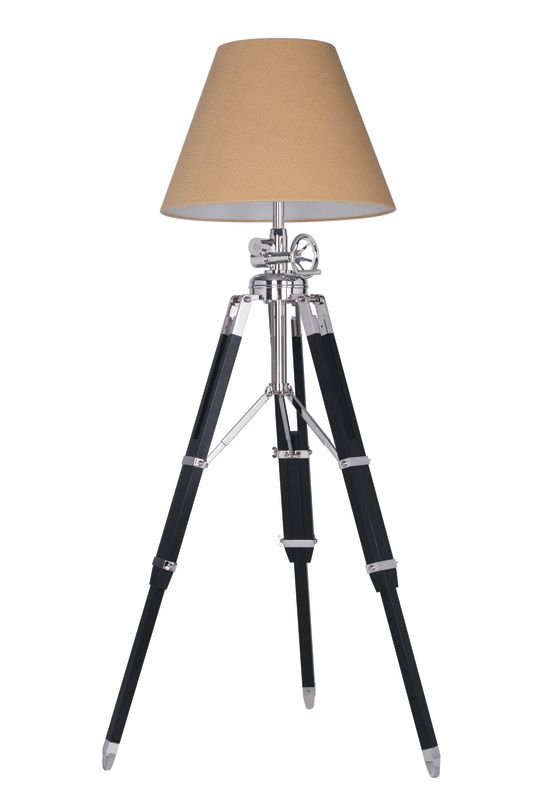 "Elegant Lighting FL1208 Ansel 26"" Wide Tripod Single Light Tripod"