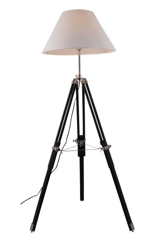 "Elegant Lighting FL1209 Ansel 21.5"" Wide Tripod Single Light Tripod"
