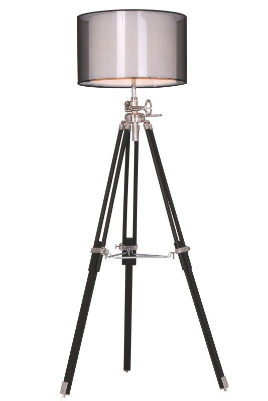 "Elegant Lighting FL1210 Ansel 19.5"" Wide Tripod Single Light Tripod"