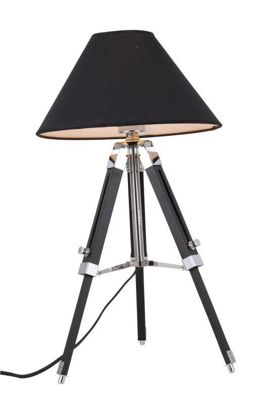 "Elegant Lighting FL1211 Ansel 12"" Wide Tripod Single Light Tripod"