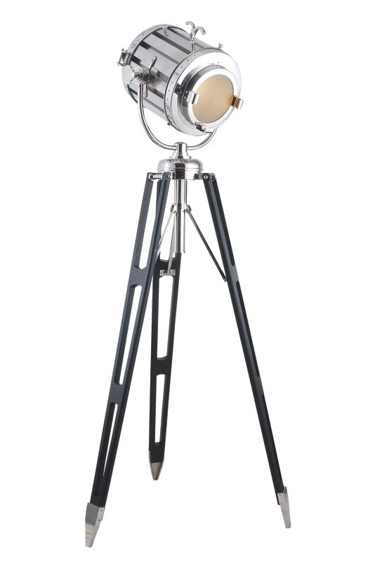 "Elegant Lighting FL1214 Ansel 19"" Wide Tripod Single Light Tripod"