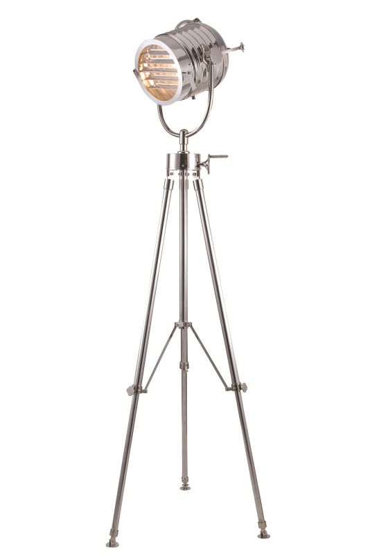 "Elegant Lighting FL1215 Ansel 14"" Wide Tripod Single Light Tripod"
