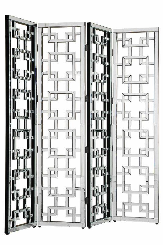 "Elegant Lighting MF-3015 72"" Wide Room Divider from the Modern"