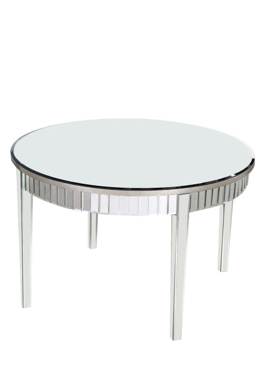 """Elegant Lighting MF5-3004 30"""" Height Dining Table from the Mirage"""