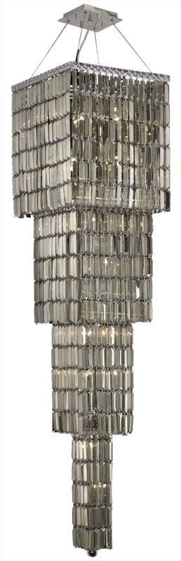 Elegant Lighting 2032G66C-GT Maxim 18-Light Four-Tier Crystal Sale $39676.00 ITEM#: 2013519 MODEL# :2032G66C-GT/SS UPC#: 848145040471 :