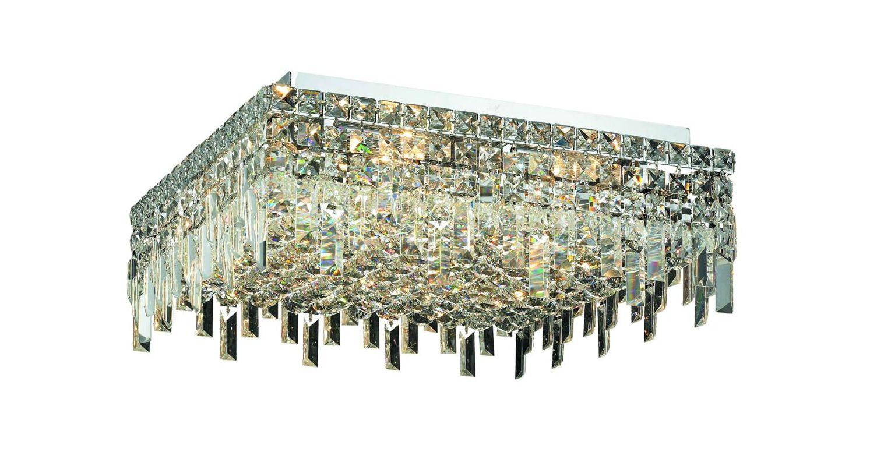 Elegant Lighting 2033F20C Maxim 12-Light Single-Tier Flush Mount Sale $4890.00 ITEM#: 2013582 MODEL# :2033F20C/SA UPC#: 848145041263 :