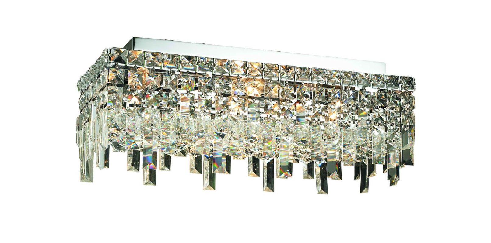 Elegant Lighting 2035F20C Maxim 4-Light Single-Tier Flush Mount Sale $2380.00 ITEM#: 2013702 MODEL# :2035F20C/SA UPC#: 848145042628 :