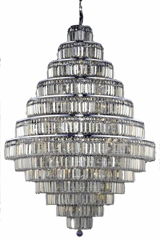 Elegant Lighting 2038G42C-GT Maxim 38-Light Thirteen-Tier Crystal Sale $6078.00 ITEM#: 2013818 MODEL# :2038G42C-GT/RC UPC#: 848145043786 :