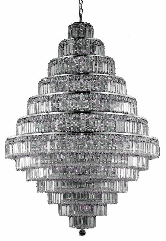 Elegant Lighting 2038G42C Maxim 38-Light Thirteen-Tier Crystal Sale $11464.00 ITEM#: 2013816 MODEL# :2038G42C/SA UPC#: 848145043762 :