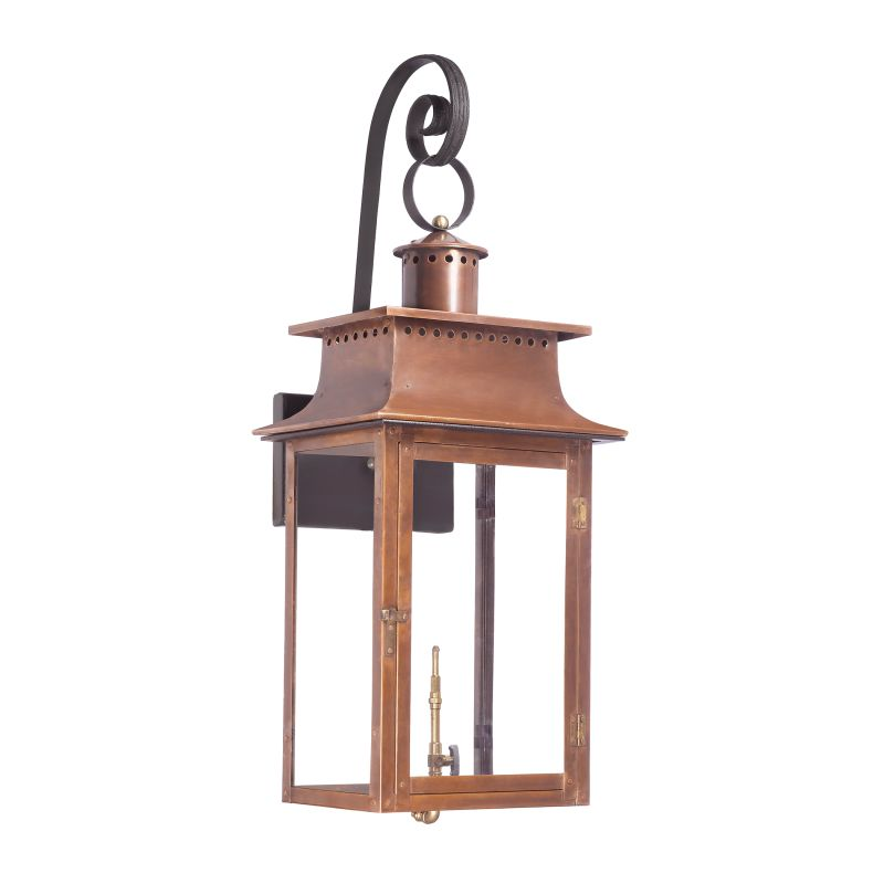 Elk Lighting 7907-WP Maryville 34 Inch Tall Outdoor Wall Mounted