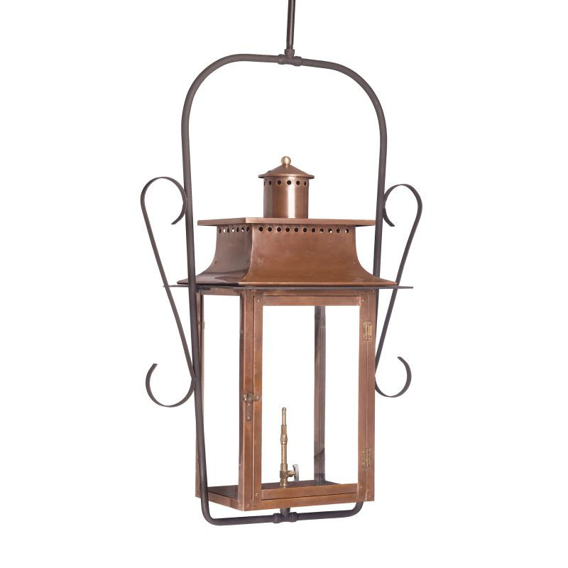 Elk Lighting 7908-WP Maryville 34 Inch Tall Outdoor Ceiling Mounted