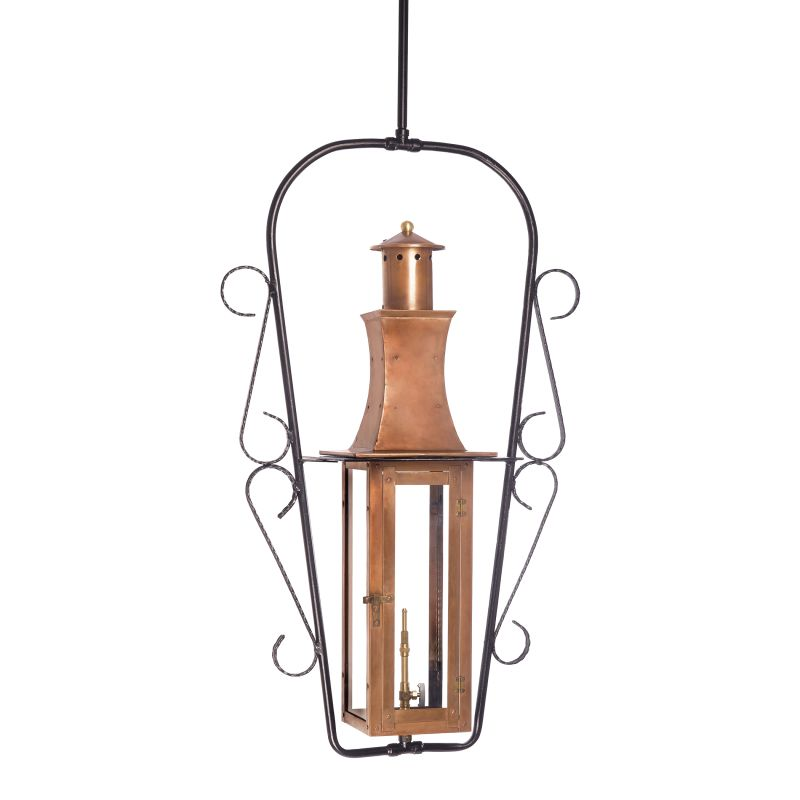 Elk Lighting 7912-WP Maryville 36 Inch Tall Outdoor Ceiling Mounted