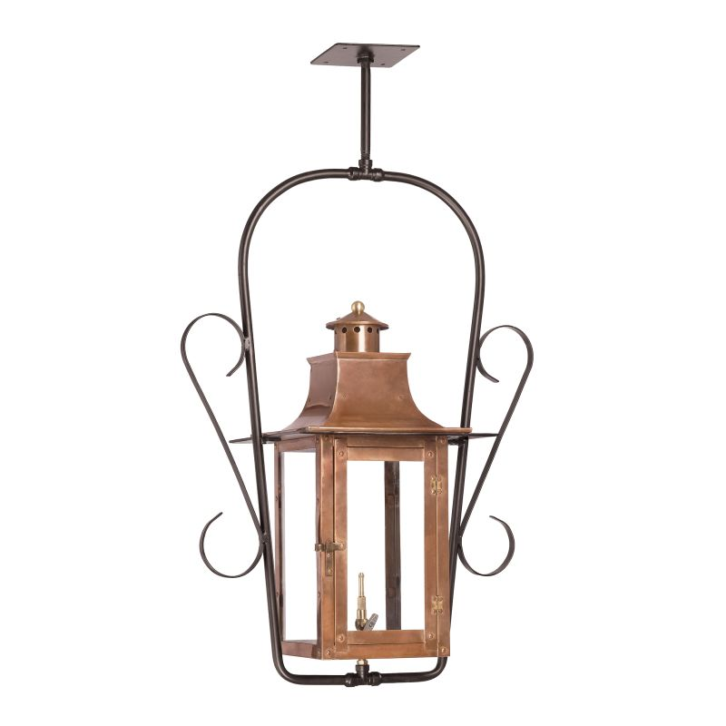 Elk Lighting 7916-WP Maryville 27 Inch Tall Outdoor Ceiling Mounted